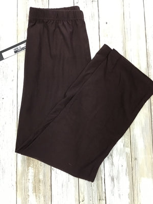 Capri Brown Buttery Soft Leggings