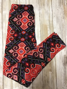 Leggings Bandana (Buttery Soft)