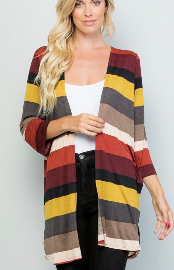 Fall Stripes