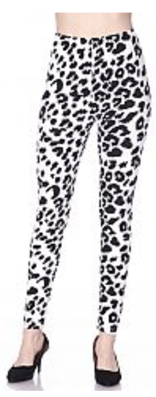 Leggings 101 spots (Buttery Soft)