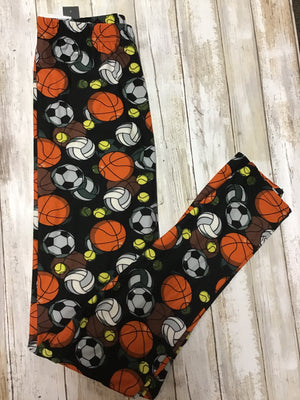 Leggings Play Ball (Buttery Soft)