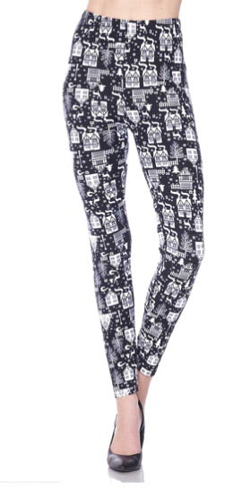 Winters Eve Leggings