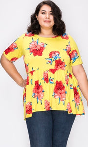 Field of Flowers Tunic