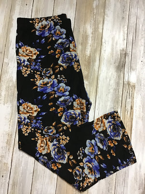 Capri Navy Rose