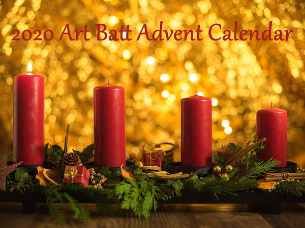 ART BATT ADVENT CALENDAR SET 2020 Preorder
