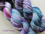 DYED TO ORDER on Wonderful Worsted