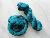 ANNUNCIATION BLUE on Squoosh DK