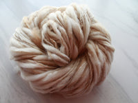 AU NATUREL THICK-AND-THIN HANDSPUN YARN - Super Bulky Yarn