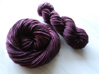 AUBERGINE on Quick and Cozy Bulky Yarn
