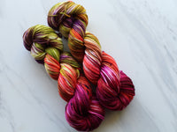 AUTUMN LEAVES on Wonderful Worsted