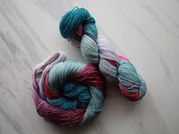 BALL AT NETHERFIELD on Sparkly Merino Sock