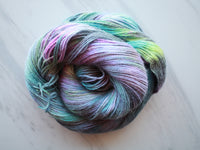BEAUTIFUL UNIVERSE on Dream Sock Yarn