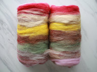 BIRD OF PARADISE Art Batts to Spin and Felt