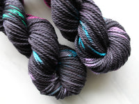 BLACK BUTTERFLY on Quick and Cozy Bulky Yarn