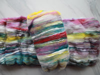 BOUQUET Carded Batts for Spinning and Felting