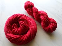 CHERRIES JUBILEE on Quick and Cozy Bulky Yarn