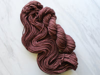 CHOCOLATE on Quick and Cozy Bulky Yarn