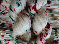 CHRISTMAS CANDY on Wonderful Worsted
