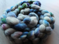 CLOUDY DAY Hand-Dyed Superwash BFL