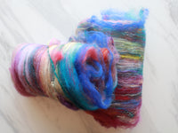 CRAB NEBULA Art Batts to Spin and Felt