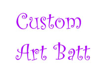 Custom Art Batt for Spinning and Felting