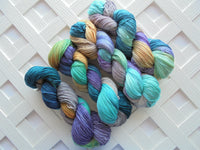 TELEMACHUS Handdyed Yarn on Sock Perfection