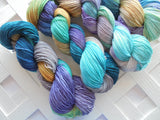 TELEMACHUS Handdyed Yarn on So Silky Sock