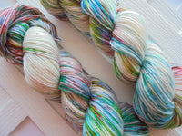 RENOIR Hand-Dyed So Silky Sock-Weight Yarn