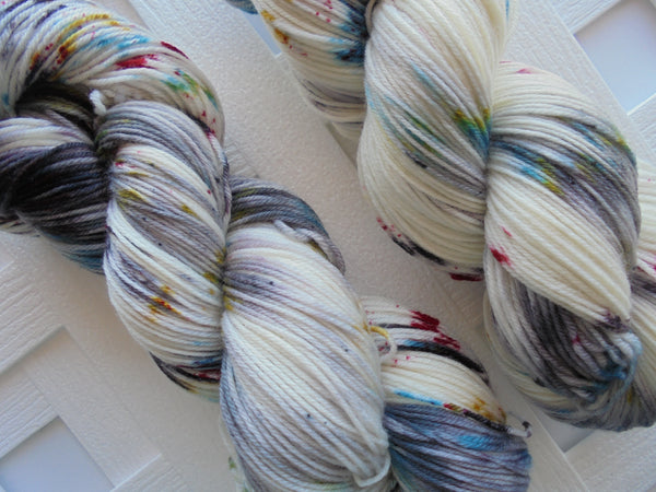 MARIUS Hand-Dyed on Cashmere Sock - Les Misérables Collection