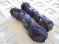 EOWYN'S MANTLE on Dream Sock Yarn