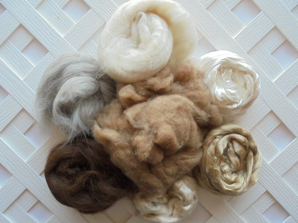 Luxury Fiber Sampler Kit