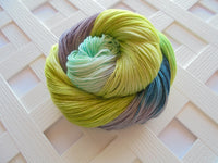 VAN GOGH Handdyed Yarn on So Silky Sock