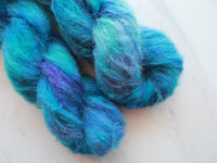 DREAMS OF THE SEA on Alpaca Lace Cloud