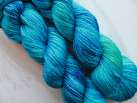 DREAMS OF THE SEA on So Silky Sock