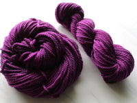 EGGPLANT on Quick and Cozy Bulky Yarn