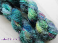 ENCHANTED FOREST on Alpaca Lace Cloud