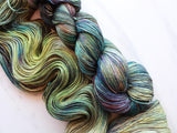 ENCHANTED FOREST on So Silky Sock