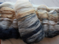 EOWYN'S MANTLE Art Batt to Spin or Felt
