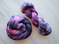 EPIPHANY on Sparkly Merino Sock