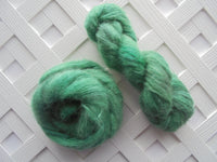 FOREST GREEN on Alpaca Lace Cloud