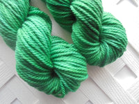 FOREST GREEN on Quick and Cozy Bulky Yarn