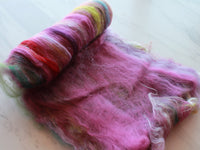 FIELD OF LAVENDER Art Batts to Spin or Felt