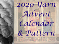 YARN ADVENT CALENDAR KIT 2020 Preorder