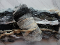 JAZZ Art Batts for Spinning and Felting