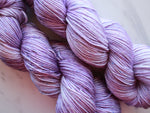 LILAC on So Silky Sock