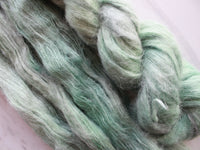 MINT GREEN on Alpaca Lace Cloud