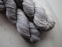MITHRIL on Sparkly Merino Sock Yarn