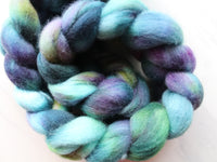 MONET'S CATHEDRAL Hand-Dyed Organic Polwarth Top