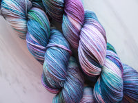 MONET'S CATHEDRAL on So Silky Sock