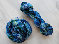 MONET'S WATER LILIES on Squoosh DK
